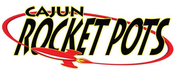 Cajun Rocket Pots